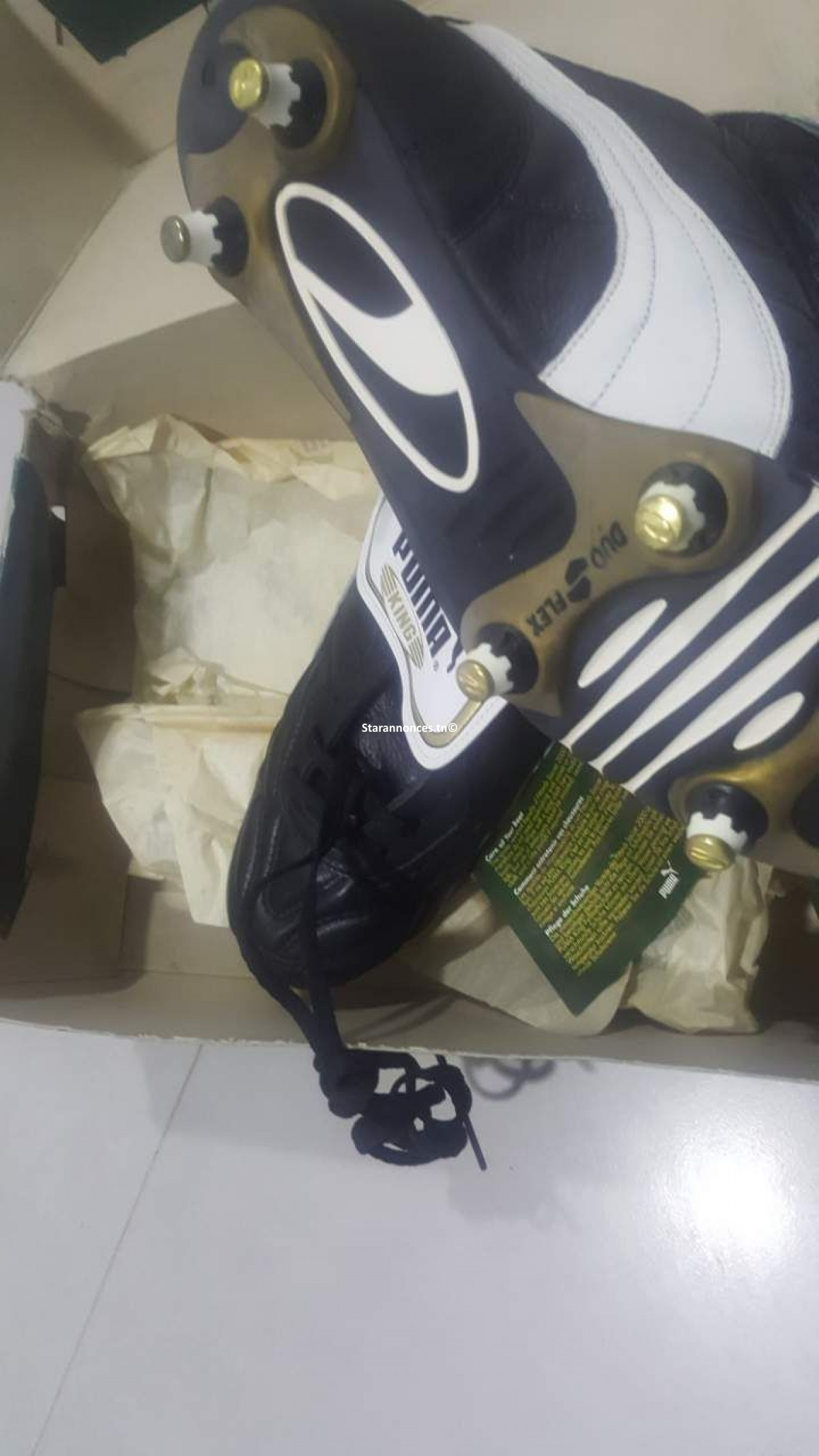 Boudir PUMA Neuves portees Football Chaussures Crampons