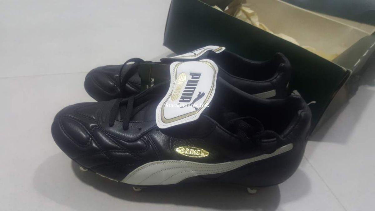 chaussure puma nsx or