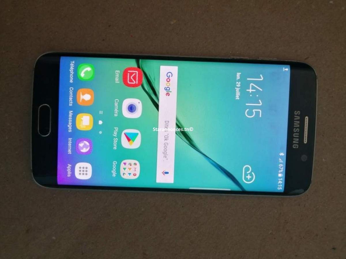 S6 Edge Samsung Tunis Grand Tunis Starannonces Tn Annonces