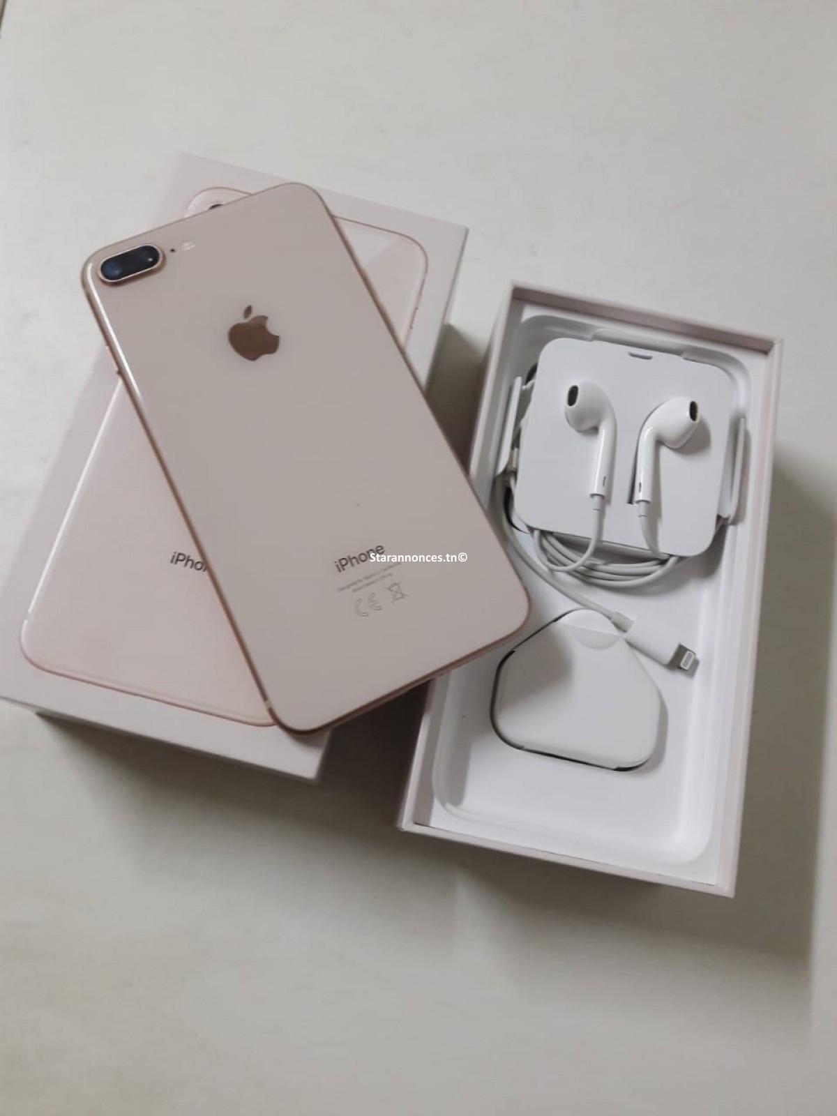 Iphone 8 Plus Gold Iphone Tunis Grand Tunis Starannonces Tn