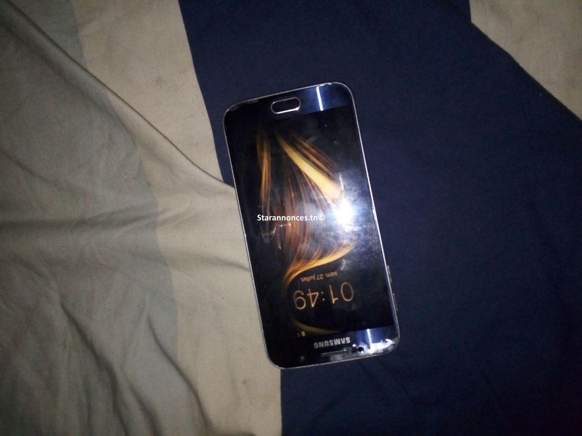 Samsung Galaxy S6 Samsung Centre Ville La Fayette Tunis